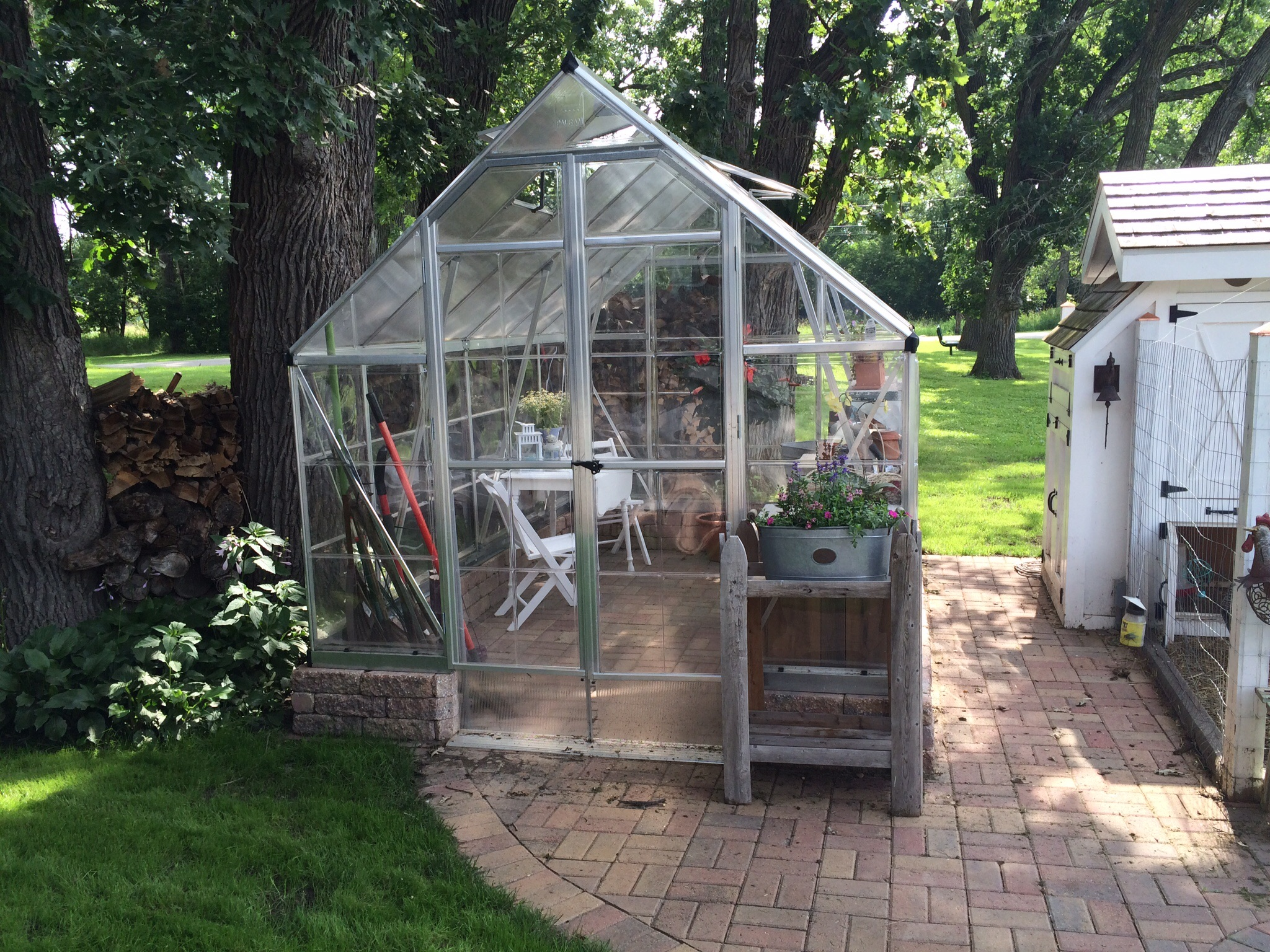 Every Garden Needs a Greenhouse