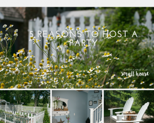5 Reasons To Host A Party