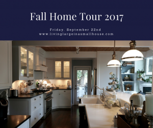 Fall House Tour 2017
