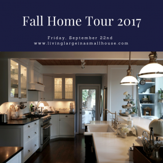 Fall Home Tour Ad