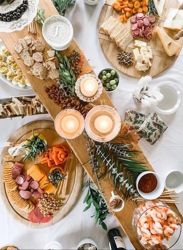 Thanksgiving Charcuterie