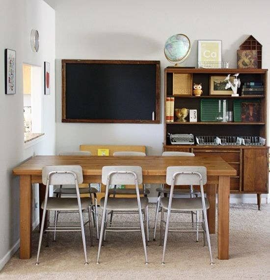 Pinterest Homeschool Room ideas for your children this fall