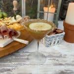 Salted Carmel Apple Martini