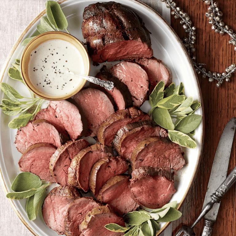 How to Make the Very Best Beef Tenderloin Roast