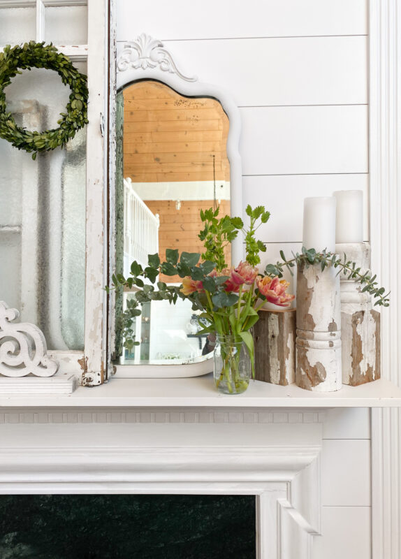Vintage Windows and Mirrors