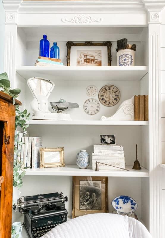 Refreshed Shelves