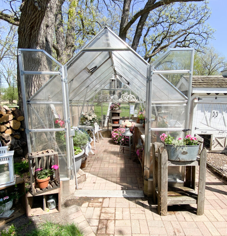 Summer Greenhouse