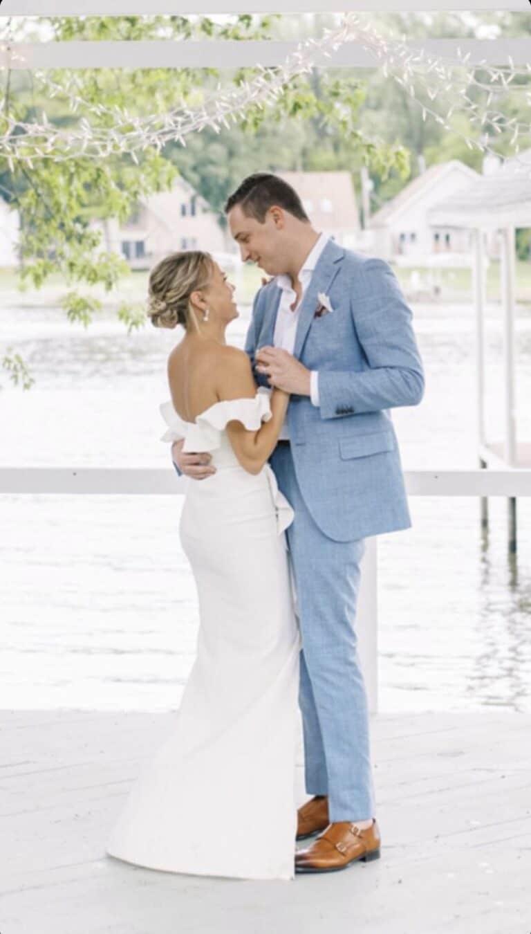 Best Little Backyard Wedding Ever!