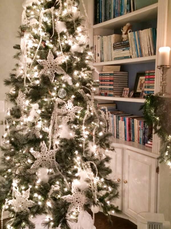 White Base Tree