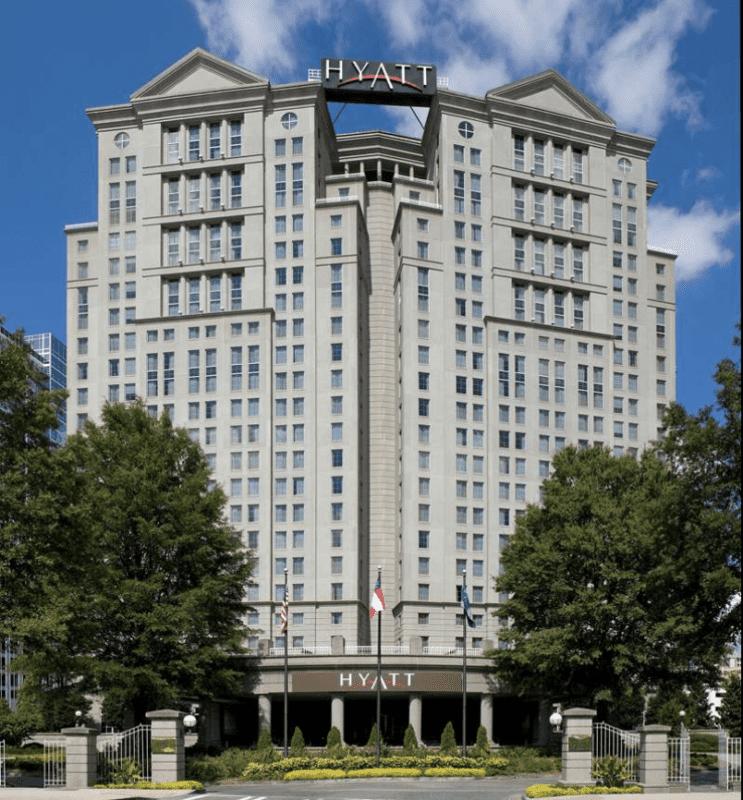 Grand Hyatt Buckhead Atlanta GA