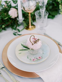 We Hosted a Beautiful Vintage Garden Wedding