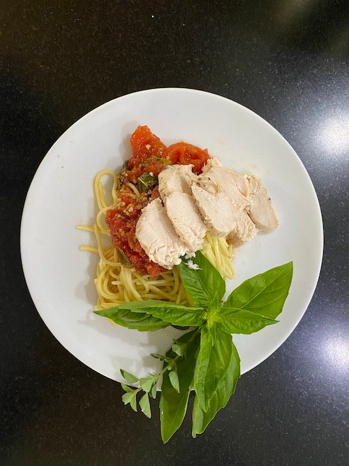 An Incredibly Easy Chicken Breast Recipe