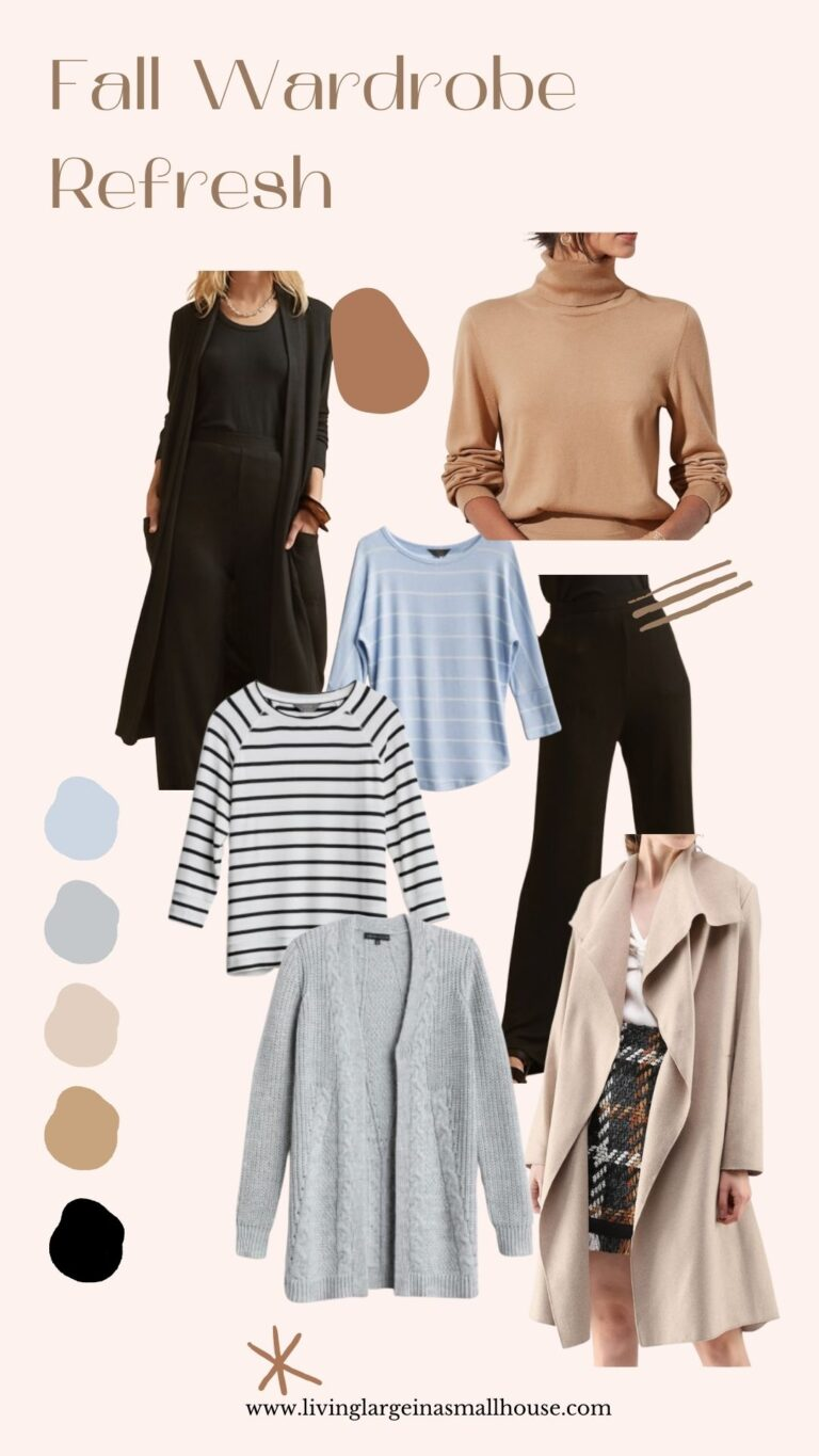 7 New Outfits for This Fall