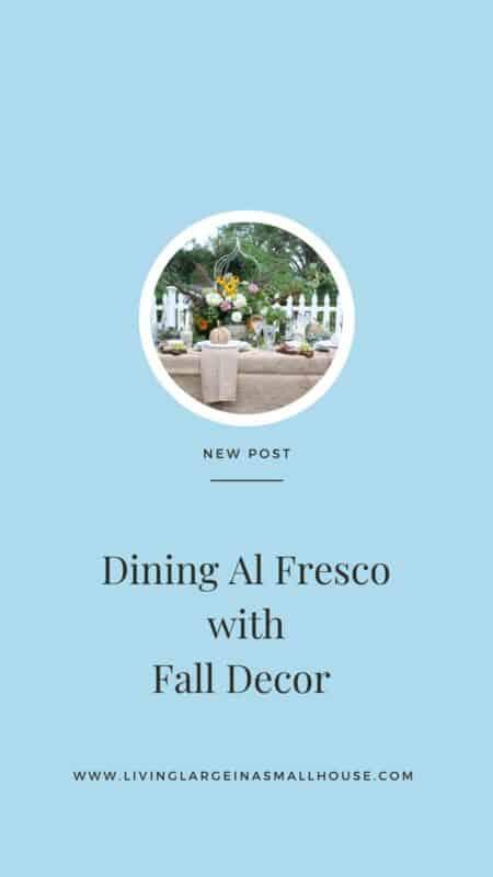 Pinterest Harvest Tablescape