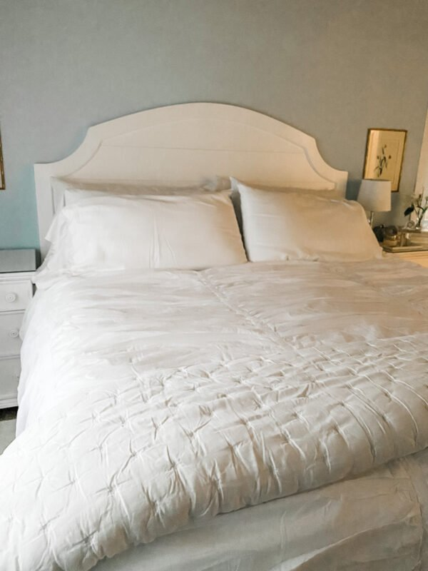 Full view of main bed