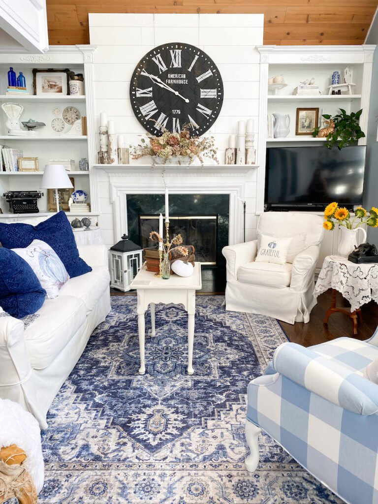 Choosing the Right White and Navy Area Rug